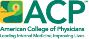 American College of Physicians - Image: American College of Physicians Logo