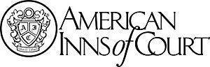 American Inns of Court - Image: American Inns of Court logo