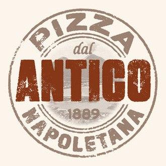Antico Pizza - Image: Antico Pizza 1