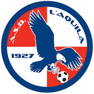 L'Aquila Calcio 1927 - Image: Aquilacalcio SM