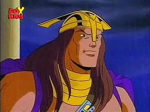 Arkon - Arkon as depicted in X-Men: The Animated Series