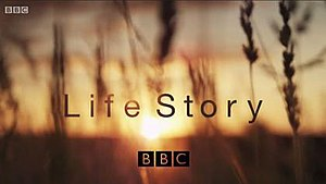 Life Story (TV series) - Series title card from BBC broadcast