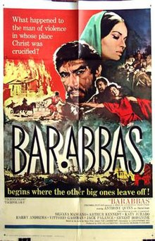 What happened to barabbas