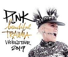Beautiful Trauma World Tour - Wikipedia