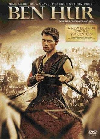 Ben Hur (miniseries) - DVD cover