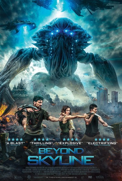 Picture of a movie: Beyond Skyline
