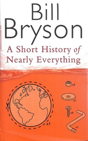 A Short History of Nearly Everything - Image: Bill bryson a short history