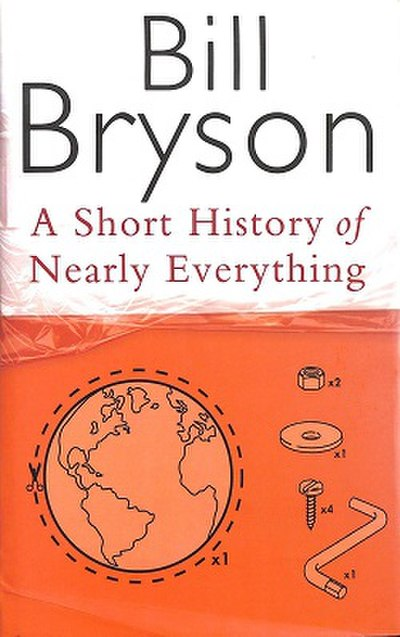 Picture of a book: A Short History Of Nearly Everything