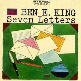 Seven Letters (Ben E. King album) - Image: Bk seven