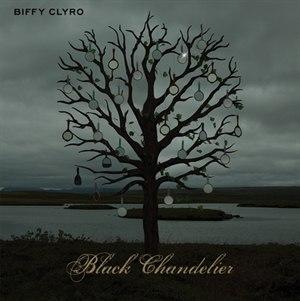 Black Chandelier - Image: Black Chandelier Artwork