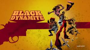 Black Dynamite (TV series) - Image: Black Dynamite