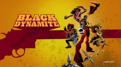 Picture of a TV show: Black Dynamite