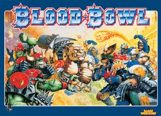 Blood Bowl - Image: Blood Bowl cover photo