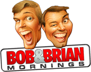 Bob & Brian - A logo from Bob And Brian In The Morning