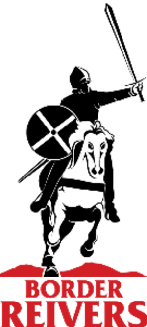 Border Reivers (rugby union) - Image: Borders badge