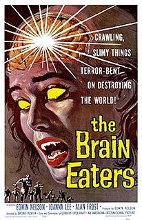 <i>The Brain Eaters</i> 1958 film by Bruno VeSota