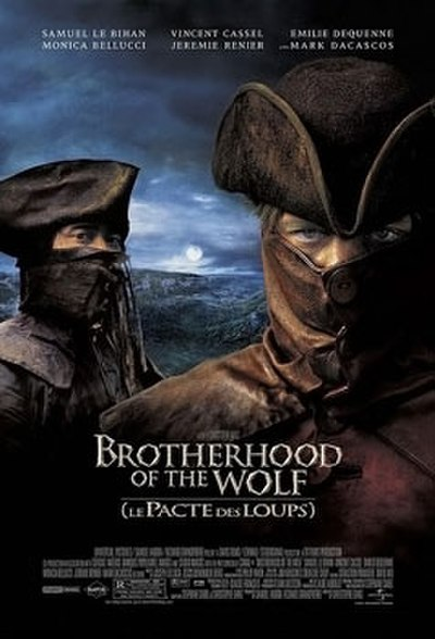 Picture of a movie: Brotherhood Of The Wolf