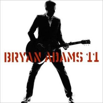11 (Bryan Adams album) - Image: Bryan Adams 11