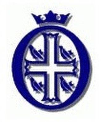 County Upper School - Image: CUS crest