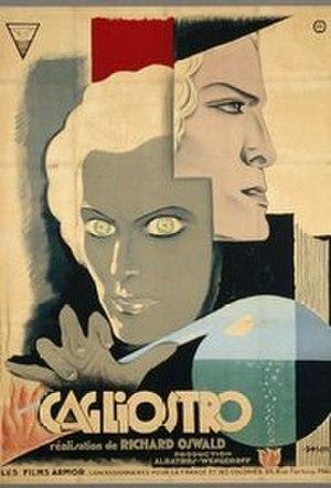 Cagliostro (1929 film) - Image: Cagliostro (1929 film)