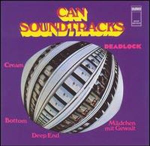 Soundtracks (Can album) - Image: Can Soundtracks (album cover)