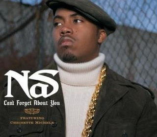 single by Nas and Chrisette Michele