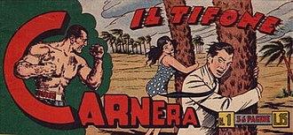 Carnera (comics) - Image: Carnera (comics) 1 2 11
