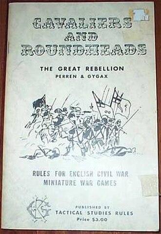 Cavaliers and Roundheads - Cavaliers and Roundheads (1973)