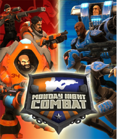 Picture of a game: Monday Night Combat