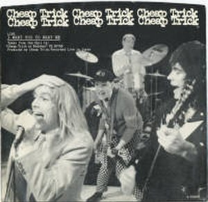 I Want You to Want Me - Image: Cheap Trick I Want You to Want Me (1979)