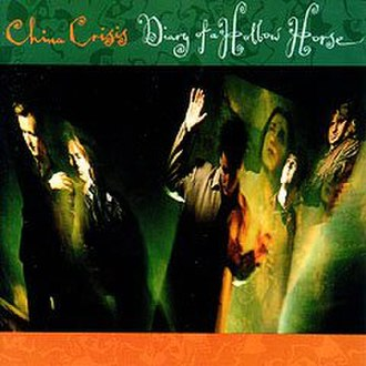 Diary of a Hollow Horse - Image: China Crisis Diary of a Hollow Horse cover
