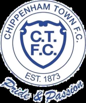 Chippenham Town F.C. - Image: Chippenham Town F.C. logo