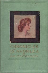 The Anne Stories: 12 Books, Anne of Green.
