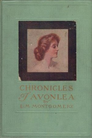 Chronicles of Avonlea - First US edition