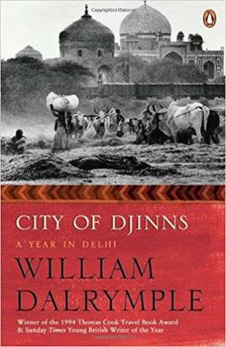 City of Djinns - Image: City of Djinns bookcover