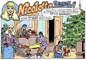 Nicoletta (comics) - Image: Clod nicoletta(comics)
