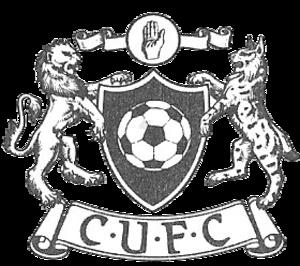Coagh United F.C. - Image: Coagh United