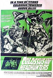 <i>Colossus and the Headhunters</i> 1963 film