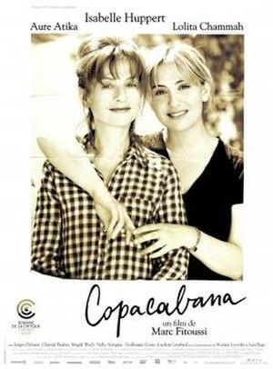 Copacabana (2010 film) - Film poster