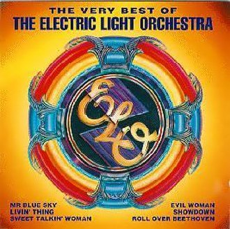 The Very Best of the Electric Light Orchestra - Image: Cover Art The Very Best Of Electric Light Orchestra