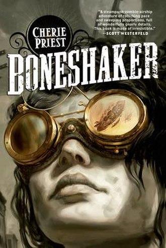 Boneshaker (novel) - Image: Cover of Boneshaker