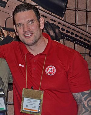 Craig Harrison (sniper) - Image: Craig Harrison