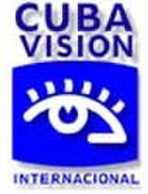 Cubavision International - Logo of Cubavision International in 1986 to 2005