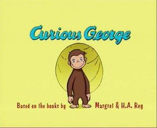 <i>Curious George</i> (TV series) 2006 animated television series