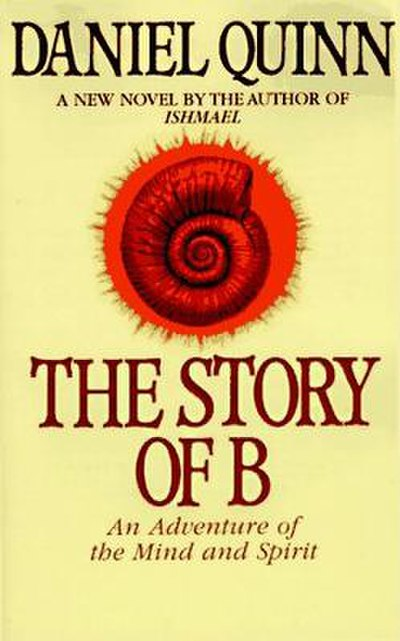 Picture of a book: The Story Of B