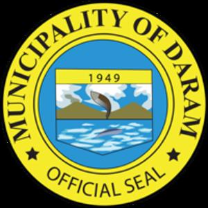Daram, Samar - Image: Daram Logo