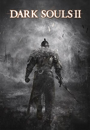 Dark Souls II - Cover art