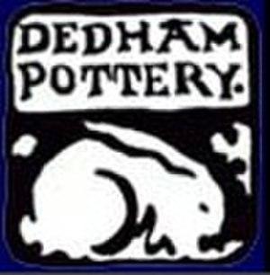 Dedham Pottery - Image: Dedham Pottery 1896 1943