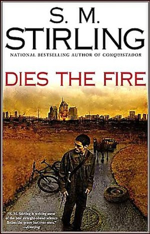 The Emberverse series - Cover image of first novel in the series