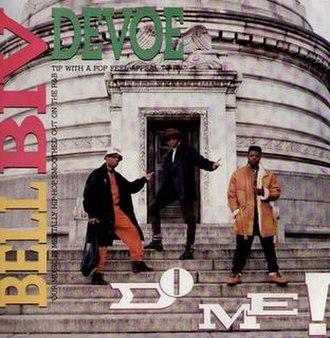 Do Me! - Image: Do Me! Bell Biv De Voe album cover